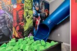 Super Heros Bedroom