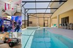 Splendid Solterra   12 Bed Pool Home with Theme Rooms to Wow