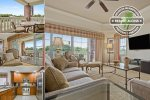 View at Cabana Court   Condo in Reunion Resort with gorgeous views of Golf Course