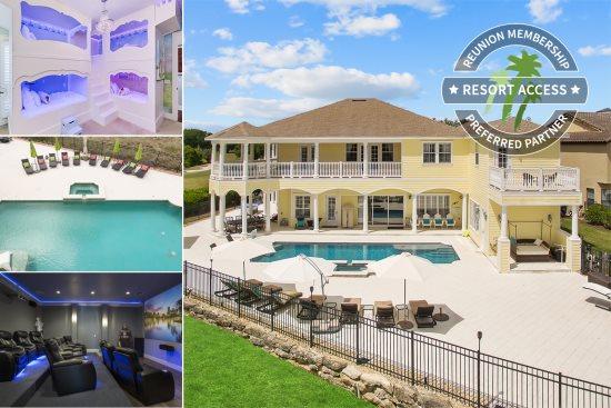 Luxury Villa Rentals Orlando Vacation Homes Reunion Resort