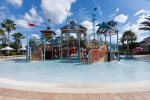 Let the kids splash and soak up the sun at the water park