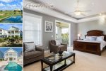 Grande View - 4 Bed Custom Pool Home with The Finest Views in Reunion