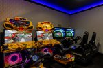 Sync racers to bring out your competitive spirit
