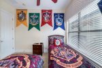 Harry Potter Themed Twin Bedroom