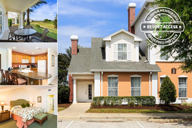 Reunion Heritage crossing Town Home by Reunion Vacation Homes
