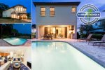Star Villa - Reunion Home with Resort Membership for Access to Golf & Games Room