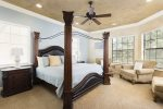 Enjoy the beautiful 4th Bedroom