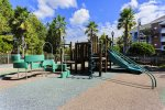 Playground in Whisper Way only 350 yards away
