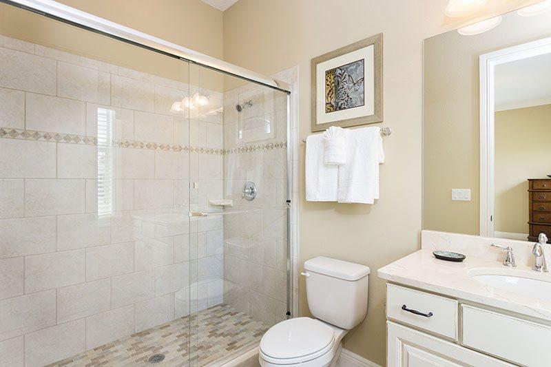 Vs Full Bathroom En Suite Bathroom: Luxury 5 Bedroom Pool Home Located In Reunion Resort