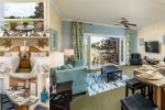 Heritage Crossing Retreat - Stunning Views from two balconies