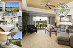 Sunset View Deluxe | 3 Bed, 3 Bath | Ground Floor Reunion Resort Condo