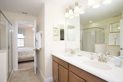 Full Bathroom adjoining to the bedroom