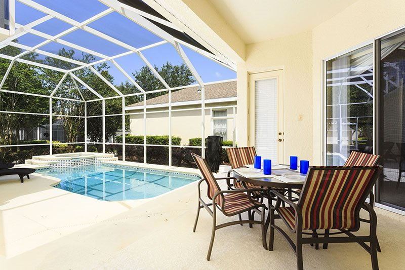 5 Bed Villa With Pool In Reunion Resort Orlando Florida