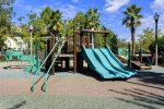 The Whisper Way Playground just 100 yards away