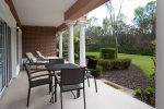 Relax in the comfort of your private patio