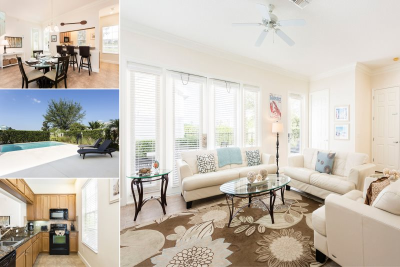 the nantucket at patriots landing 3 bed villa with pool in reunion resort