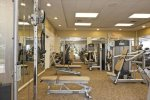 Seven Eagles fitness room
