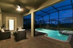 Your whole family will love having a private pool