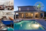 West Reunion Estate | Games Room, Theater and South Facing Pool!