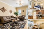 Terrace Luxury   3 Bed Condo Near Terraces Pool with SMART TVs and a Game Console