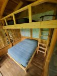 New queen and full mattress bunk beds