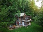 **New** Huckleberry Farmhouse ~ Custom built home on our small organic farm