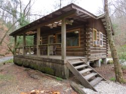 *Newly Renovated!!* Sycamore ~ Compact Cabin with the Essentials For Your Vacation