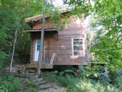 Firefly Suite ~ Upscale Off the Grid Cabin inside the Red River Gorge