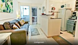 Clean, Modern One Bedroom Apartment Close to Beach in Copacabana Next to Ipanema!