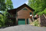 Large Log Cabin Sleeps 8