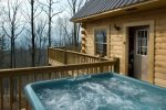 Relax In the Hot Tub Under the Stars
