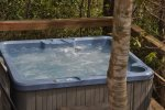 Relax in the Hot Tub  After  A Day of Activity