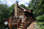 Enjoy Rocky Ridge Cabin Year Round