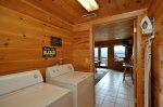 The Sheltered Hot Tub On the Lower Level Just Off The Game Room