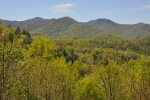 Long Range View Of The Smoky Mountains