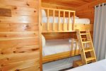 The Bunk Beds are Perfect for Kids