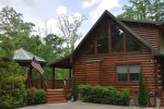 Cherokee Ridge Retreat, High On A Mountainside