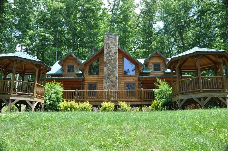 Cherokee Timber Lodge   What A View! Experience The Mountains In Comfort    Minutes From The National Park And Harrah`s Casino