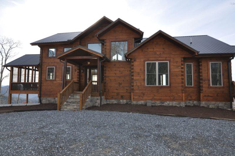 Terrific Sequoyah Sunset Cabin Rental Bryson City North Carolina Download Free Architecture Designs Scobabritishbridgeorg