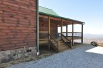 Endless Views while Relaxing in the Hot Tub