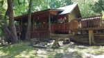 Creekside Hideaway is Nestled in the Woods of Bryson City