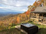 Sunset Ridge Cabin with Incredible Long Range Views