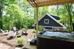 Southern Comfort- Kick Back and Relax with Family and Friends in this Cabin Filled with Rustic Charm