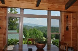 Connie's Cottage - Luxury Cabin Rental near Bryson City, NC