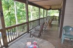 Read or Relax on the Covered Porch