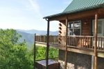 Enjoy the Smoky Mountain View Year Round