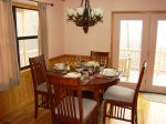 Indoor Dining Table Seats 4