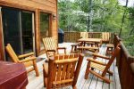 Enjoy Relaxing on the Deck