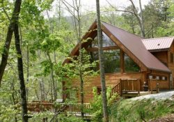 White Tail Hollow - Spacious, Romantic, and Comfortable - Wi-Fi and Outdoor Hot Tub - Rafting and Fontana Lake are Minutes Away
