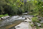 Relax To the Sounds of the Rushing Creek